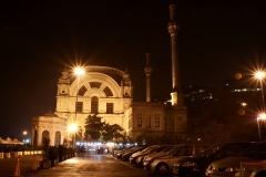 На пристанището Кабаташ в Истанбул
