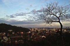 Пловдив от Сахат тепе